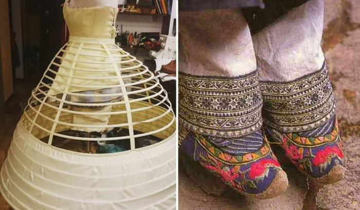 Красота требует жертв: Самые спорные модные предметы гардероба в истории.