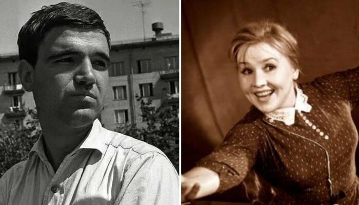 Геннадий Шпаликов и Инна Гулая: счастье было близко