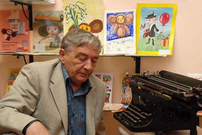 Эдуард Успенский - создатель детской программы «Абгдейка».