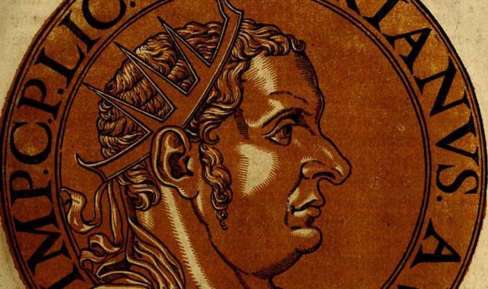 Валериан - император погибший в плену.
