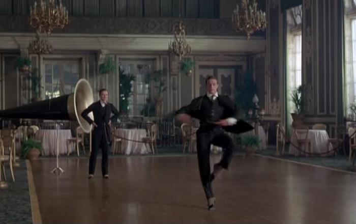 Танго из фильма «Валентино»