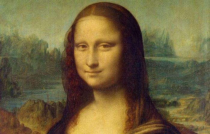 Мона Лиза. Леонардо да Винчи.
