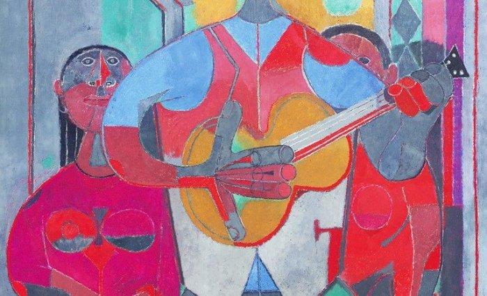 Самые дорогие картины латиноамериканских художников.