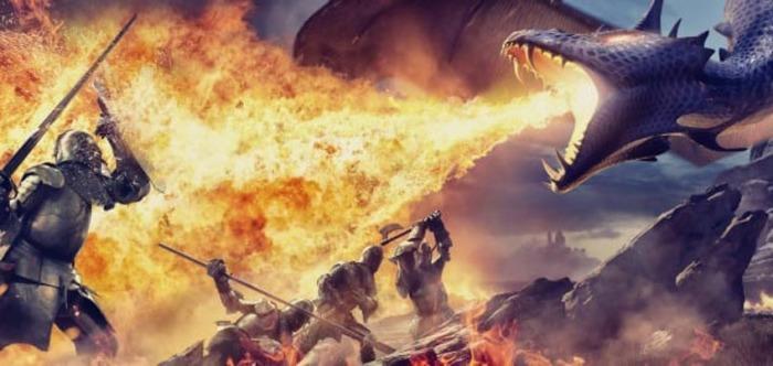 Такие разные одинаковые драконы.
