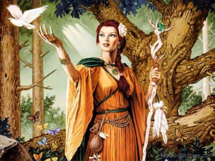 Скандинавские ведьмы-богини. / Фото: magicrune.ru