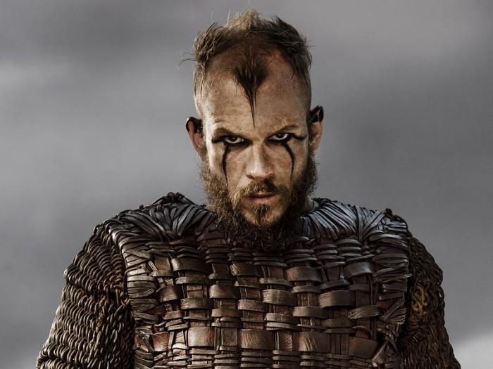 И даже грозные викинги подводили глазки.