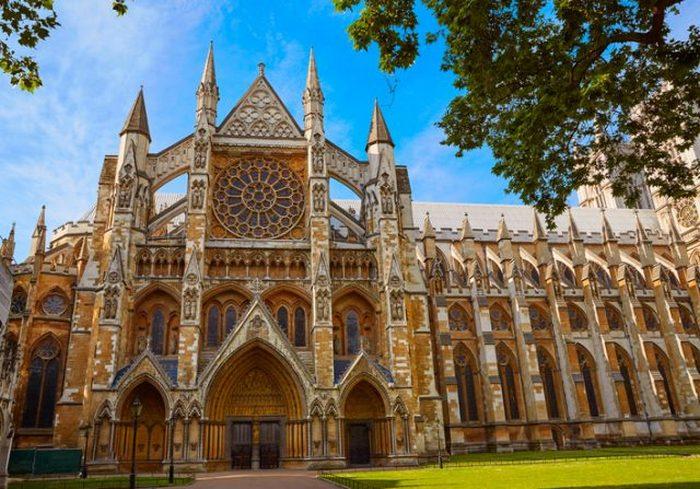 Церковь святой Маргарет, Вестминстерское аббатство в Лондоне, Англия