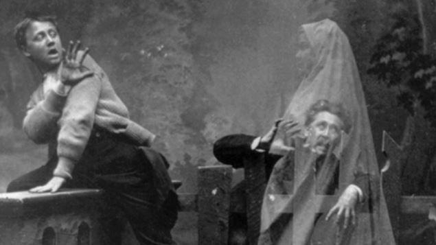 Спиритуализм: если бы только мертвые могли говорить
