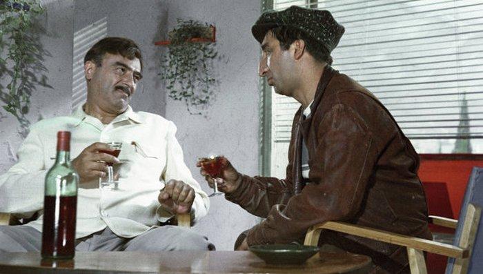 Кадр из фильма «Кавказская пленница».