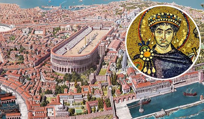 Великая и ужасная Византийская империя.