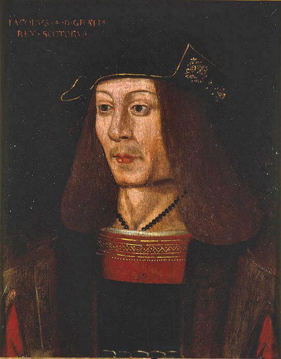Яков IV Шотландский
