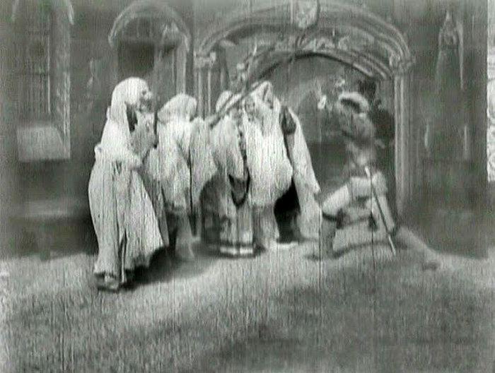 Кадр из фильма «Замок дьявола»