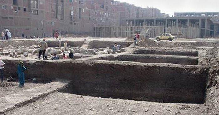 Храм солнца Рамсеса II