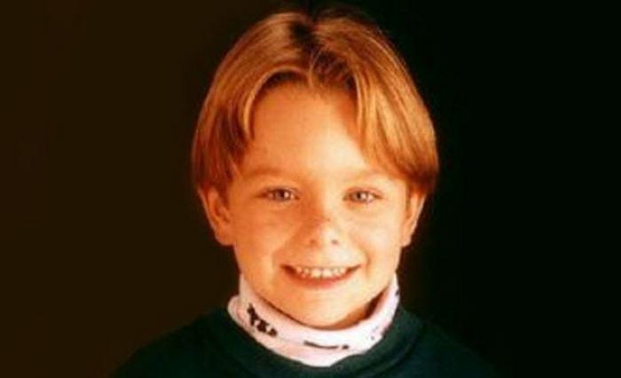 Брайан Бонсалл в юные годы.