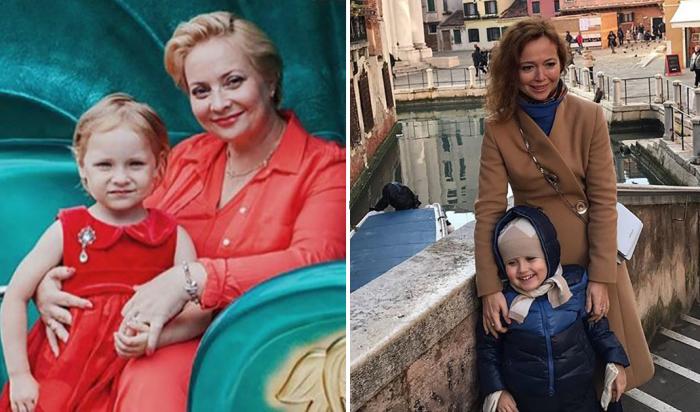 Знаменитости, которые не побоялись стать мамами после 40 лет.
