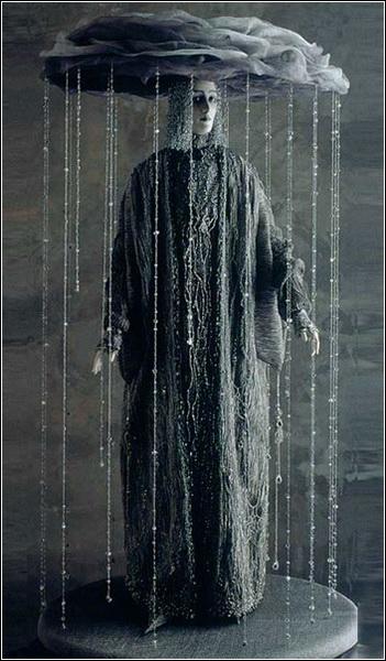 Александра Кукинова. Дождь.