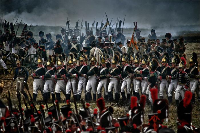 война 1812 года в картинах: