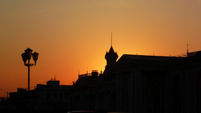 Жележнодорожный вокзал