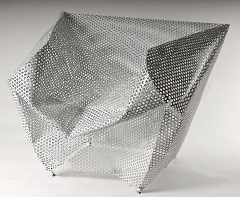 Free Falling - концептуально-технологическая инсталляция от Ezri Tarazi