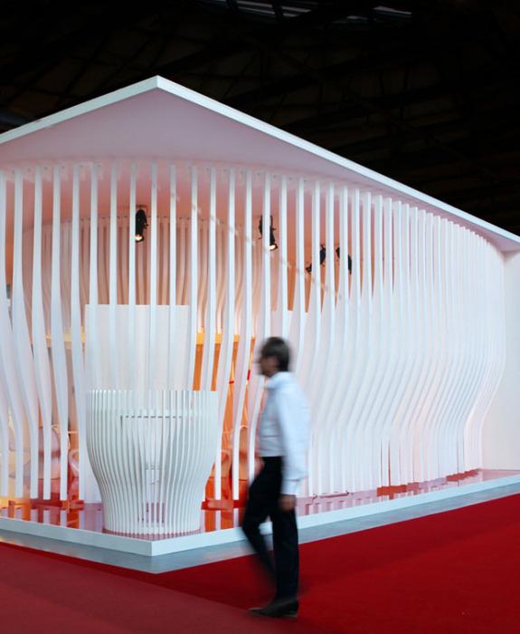 Sofia Pavillon – презентационный павильон российской компании «Софья» от Рикардо Джованетти (Riccardo Giovanetti)