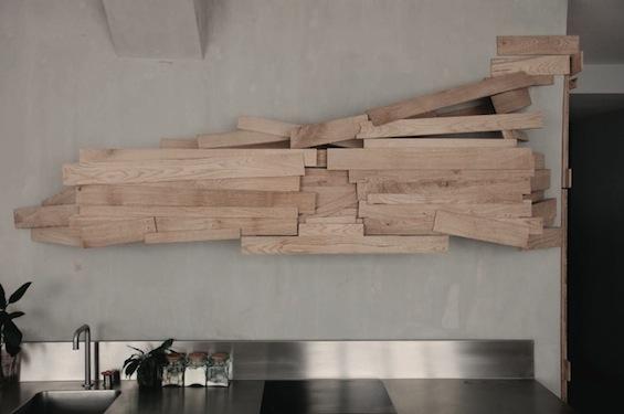 Концептуальная кухня от Atelier 37.2