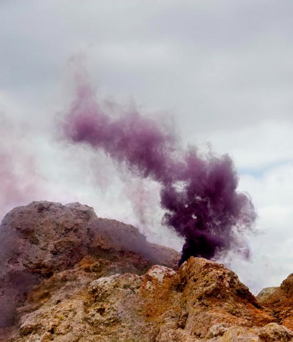 Nebula Humilis - серия работ испанского фотографа Лолы Гурреры (Lola Guerrera)