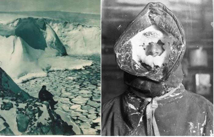 Первая Австралийская антарктическая экспедиция.
