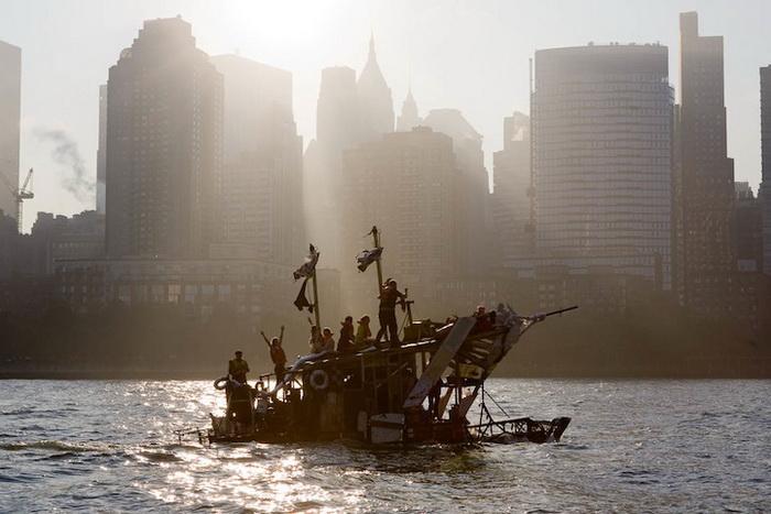 Экспедиция проделала путь от Америки до Венеции