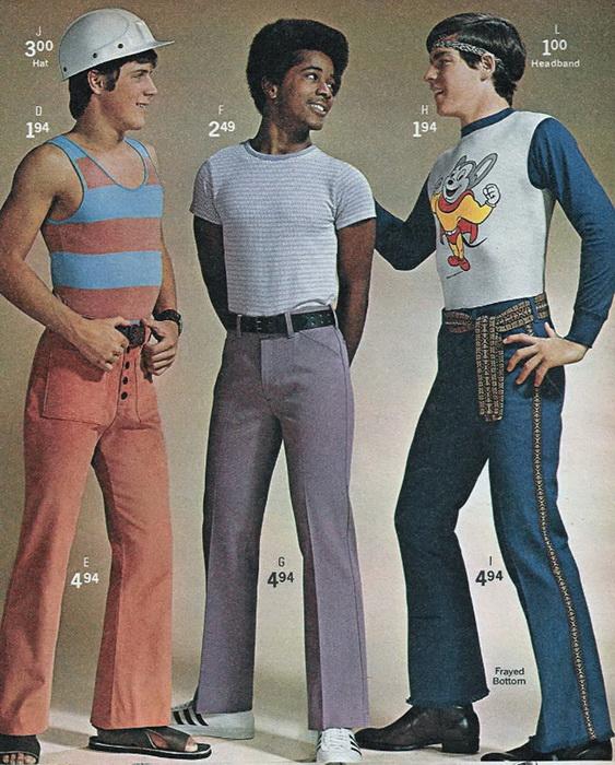 Мода для парней