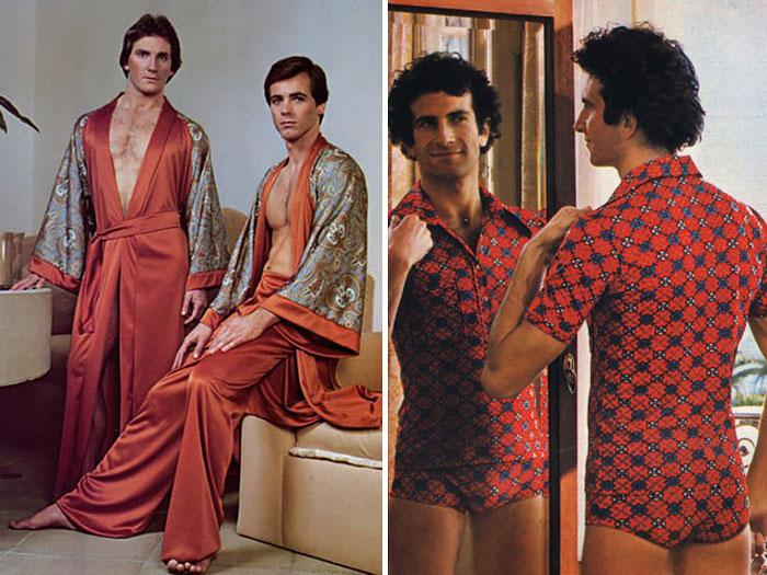 Удобные мужские халаты и боди