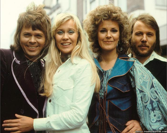 Легендарная шведская поп-группа