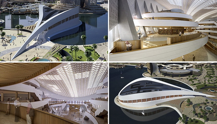 Проект строительства публичной библиотеки в Ираке