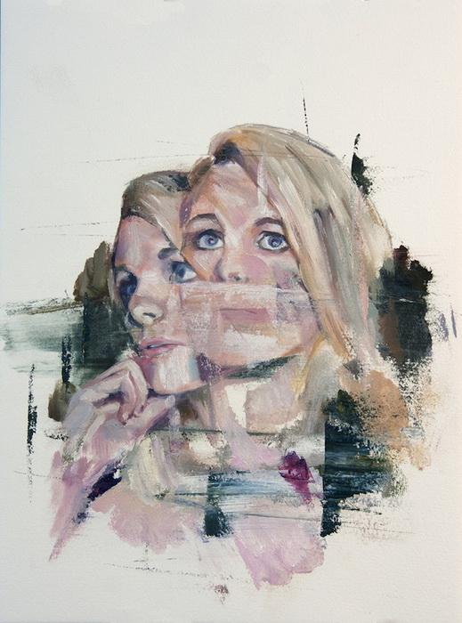 Психологические портреты от Адама Лаптона (Adam Lupton)