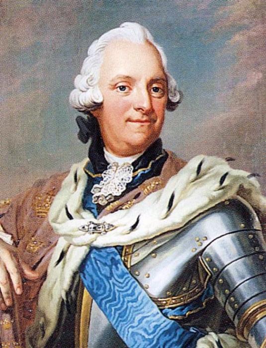 Портрет Адольфа Фредерика.
