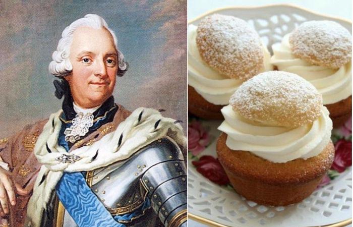 Шведский король Адольф Фредерик, умерший от переедания.