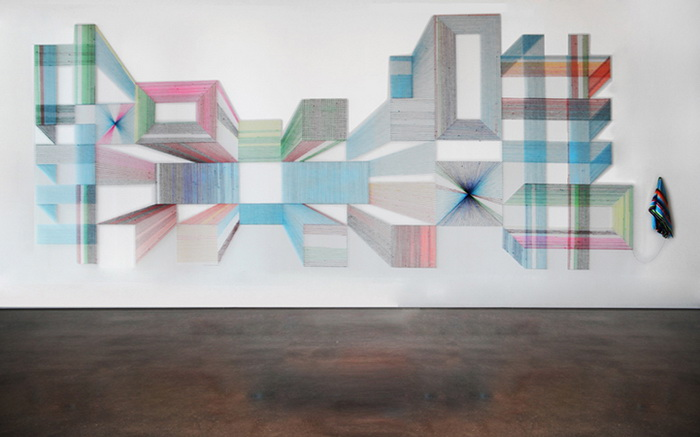 Wake and Wonder: оригинальная инсталляция от Адриана Эспарзы (Adrian Esparza)