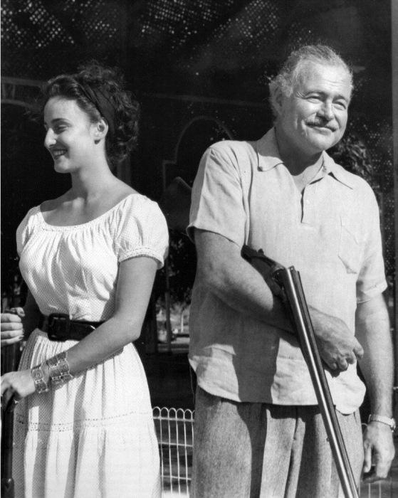 Адриана Иванчич - последняя тайная муза Эрнеста Хемингуэя.