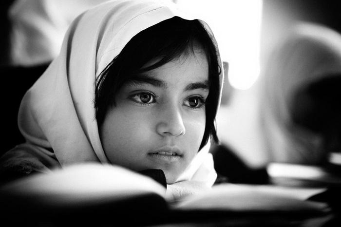 Фотопроект *Лица надежды*. Будущее Афганистана за молодыми образованными женщинами