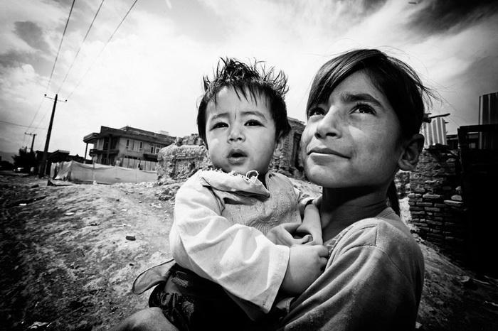 Фотопроект *Лица надежды*. Дети - будущее Афганистана
