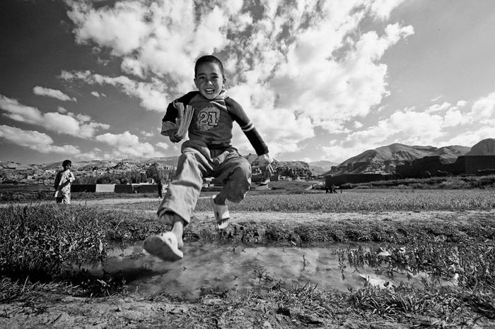 Фотопроект *Лица надежды*. Образование молодежи - шанс на лучшую жизнь