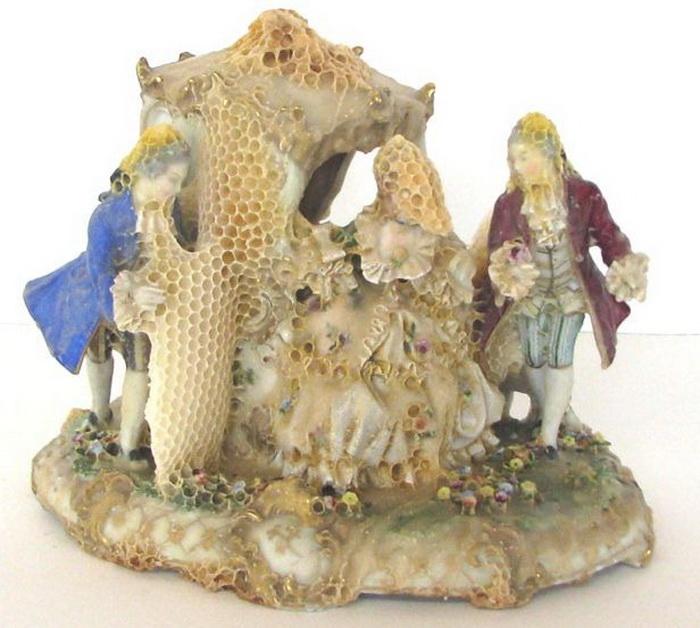 Медовые скульптуры от Aganetha Dyck