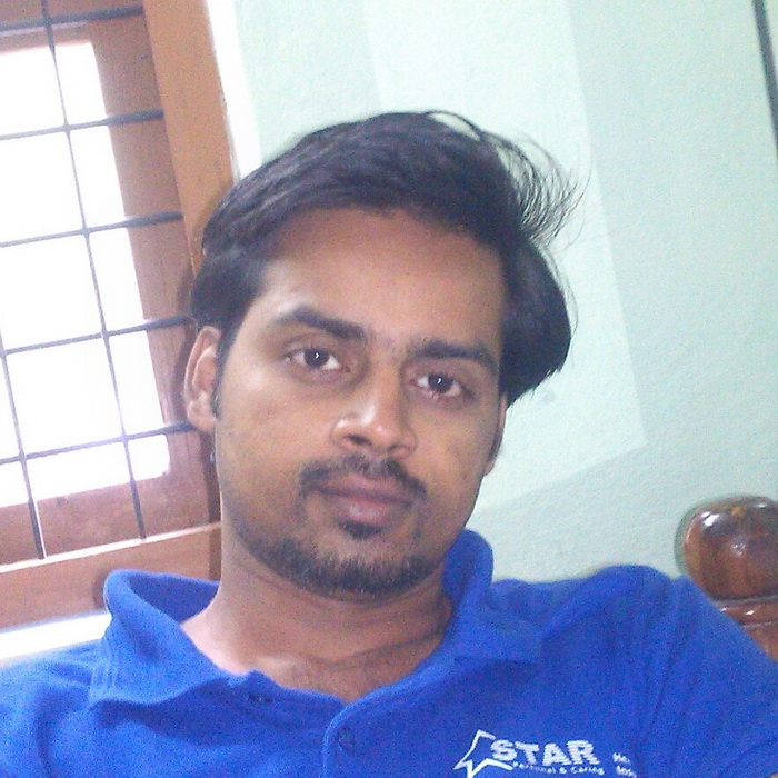 Портрет Ахилеша Кумара. Фото: Facebook.