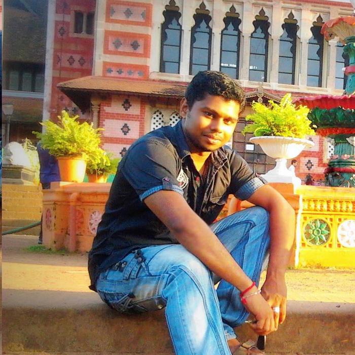 Ахилеш Кумар - человек с большим сердцем. Фото: Facebook.