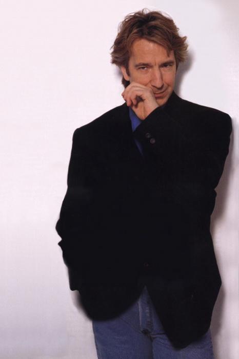 Алан Рикман - знаменитый британский актер