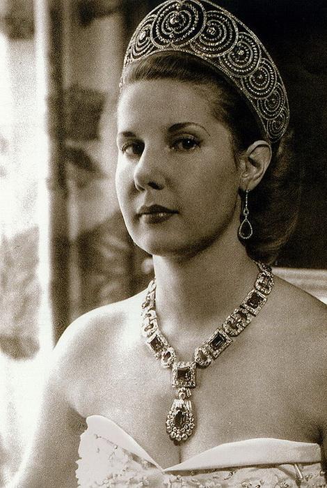 Каэтана Альба в молодости была не только красива, но и богата