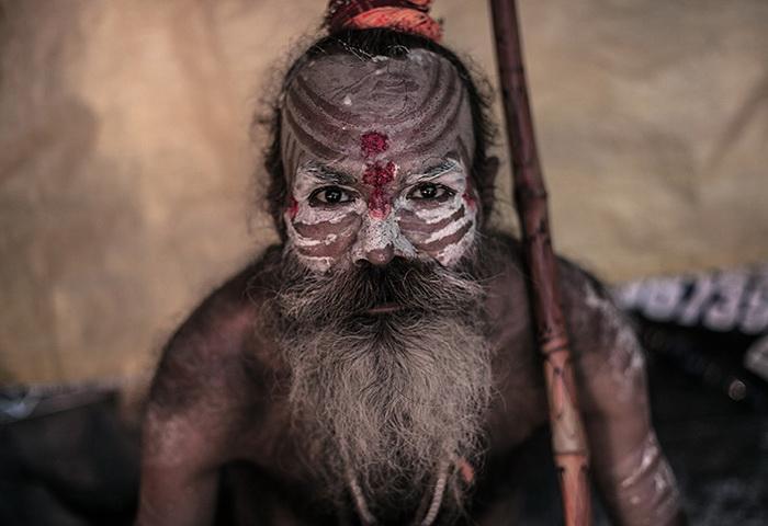 Садху – монахи, отрёкшиеся от мира и отказавшиеся от материальных наслаждений