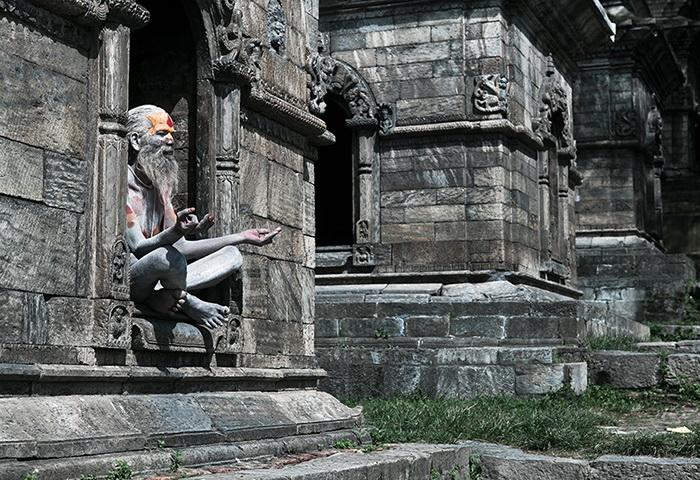Основа фотоцикла - путешествияАлексия Пазумяна по Индии и Непалу