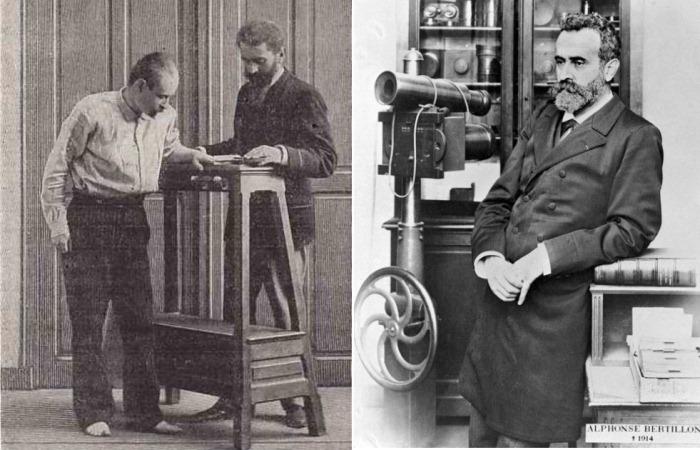 Альфонс Бертильон - изобретатель нового способа идентификации преступников.