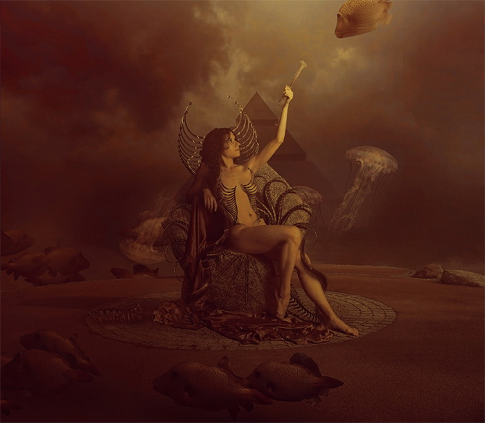 Мистические иллюстрации от Амандины Ван Рей (Amandine van Ray)