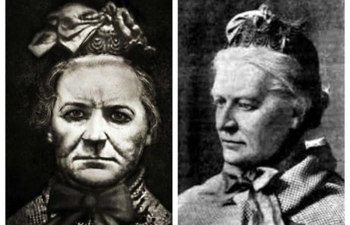 Портрет Амелии Дайер - самой кровожадной убийцы детей викторианской эпохи.